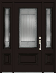 Doors exterior upgrades entranceways installation