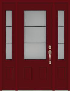 Doors exterior upgrades