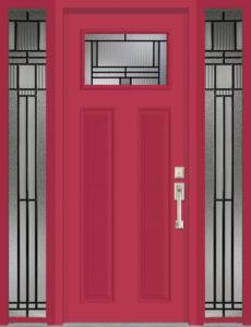 red_brighton_door
